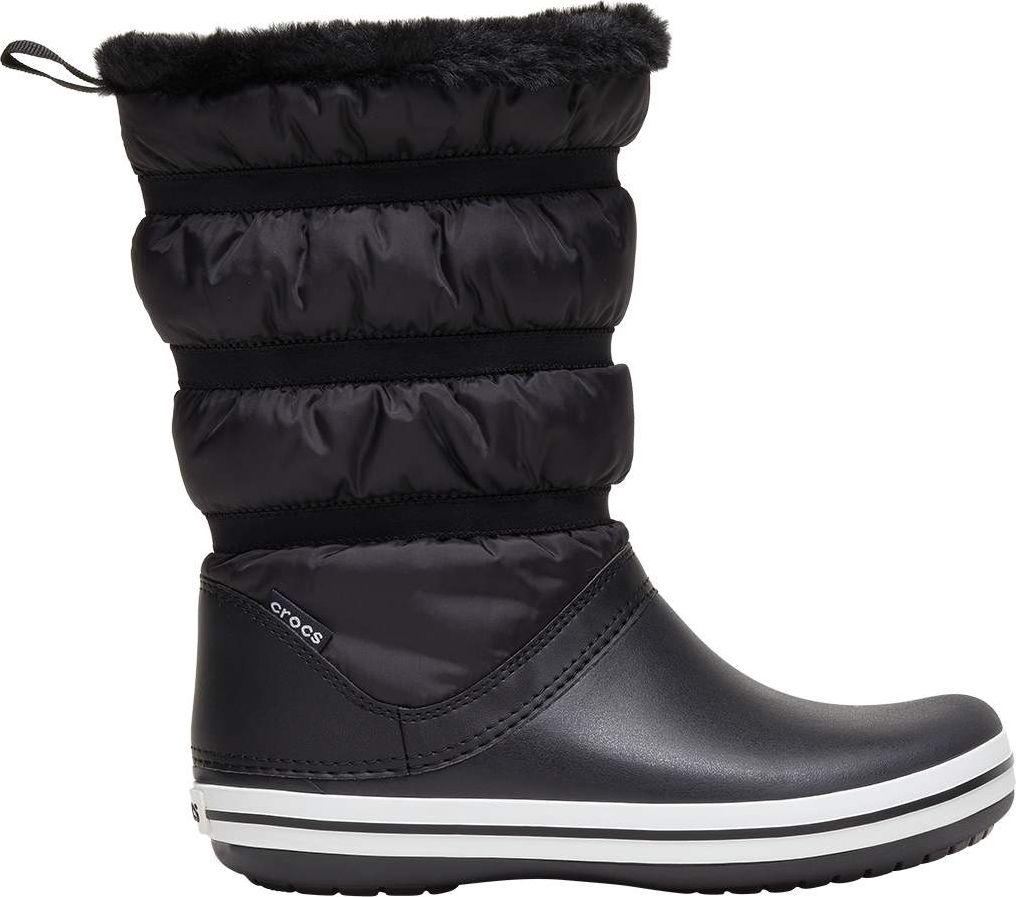 Crocs™ Crocband Boot Women's Black/Black 38,5