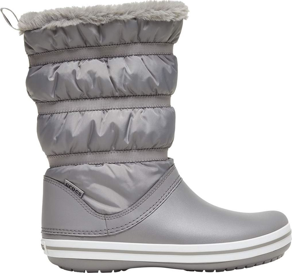 Crocs™ Crocband Boot Women's Smoke/Smoke 35