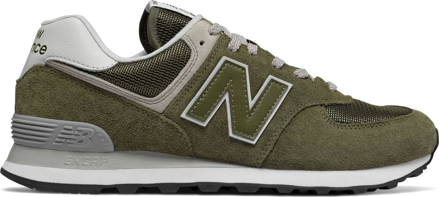 New Balance ML574 Olive EGO 43
