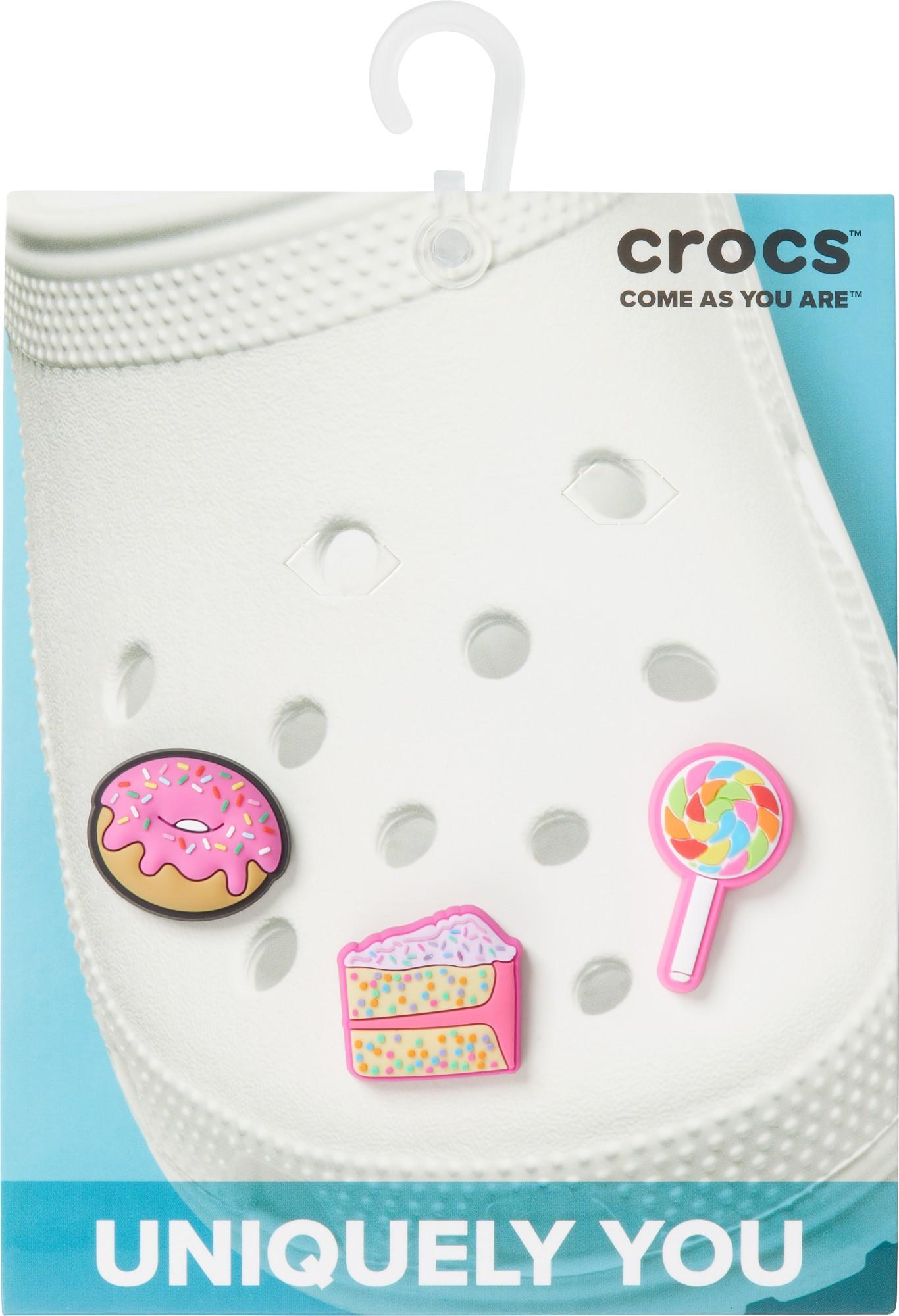 Crocs™ Crocs TASTY TREATS 3 PACK G0693200-MU