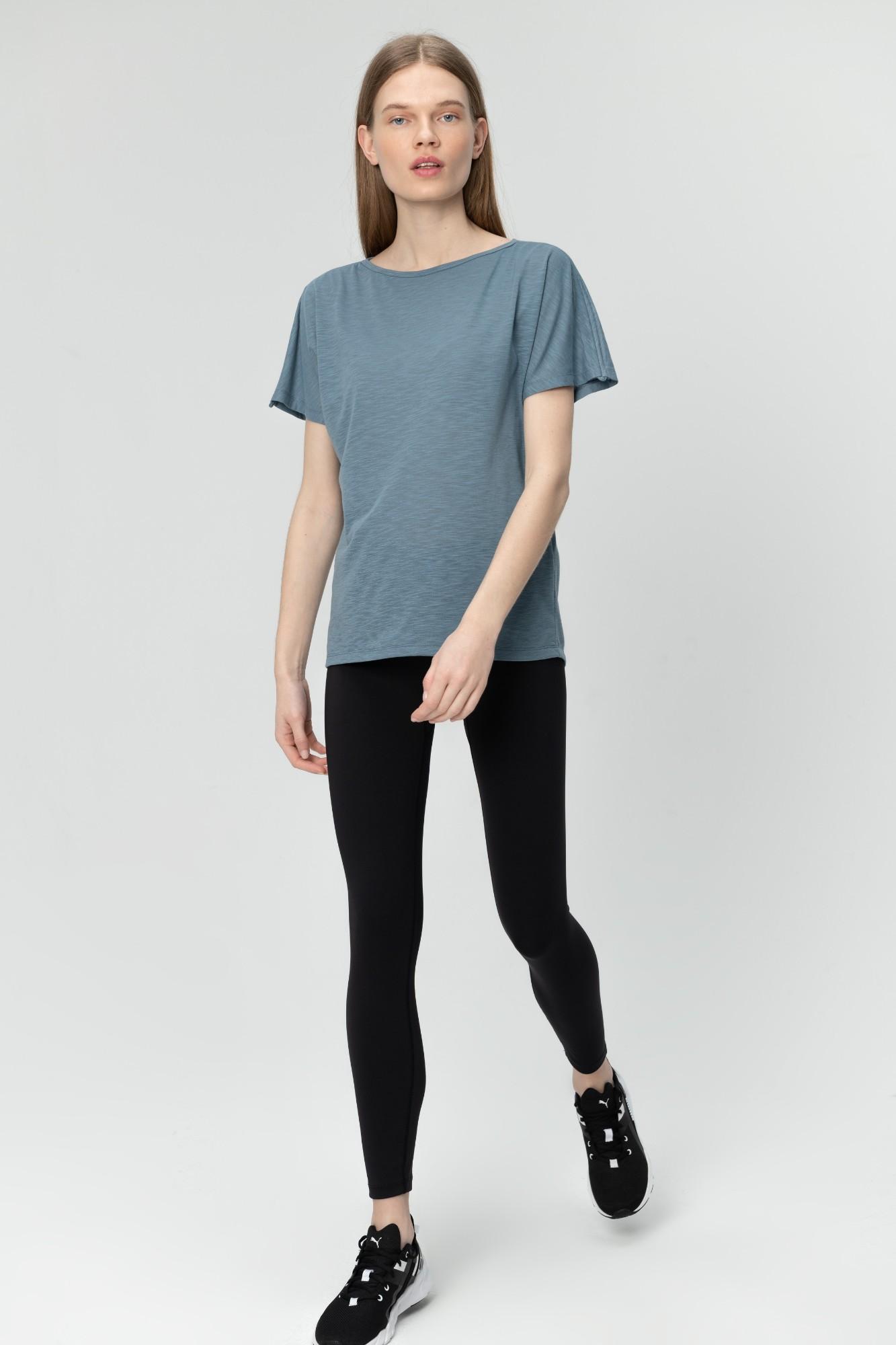 AUDIMAS Apranga Lengvi marškinėliai DRI-RELEASE Blue Mirage XL