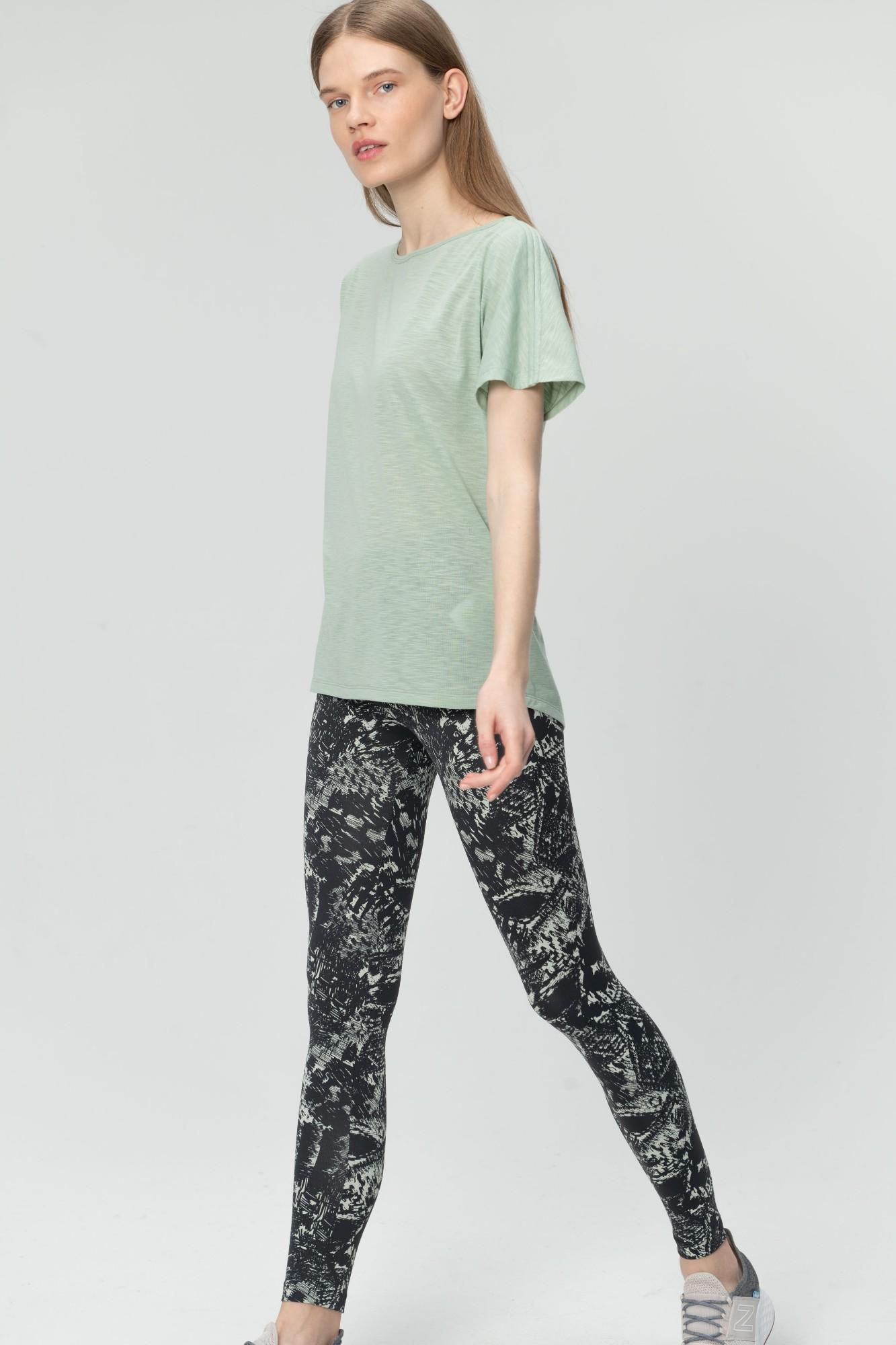 AUDIMAS Apranga Lengvi marškinėliai DRI-RELEASE Frosty Green S