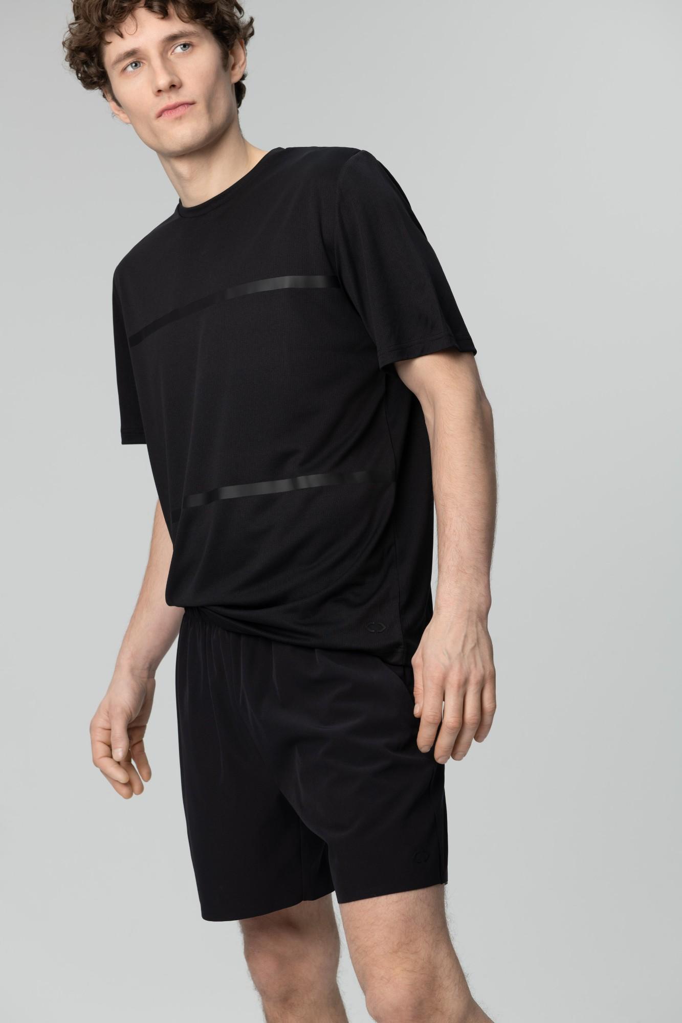 AUDIMAS Apranga Funkcionalūs marškinėliai 2011-495-1 Black L