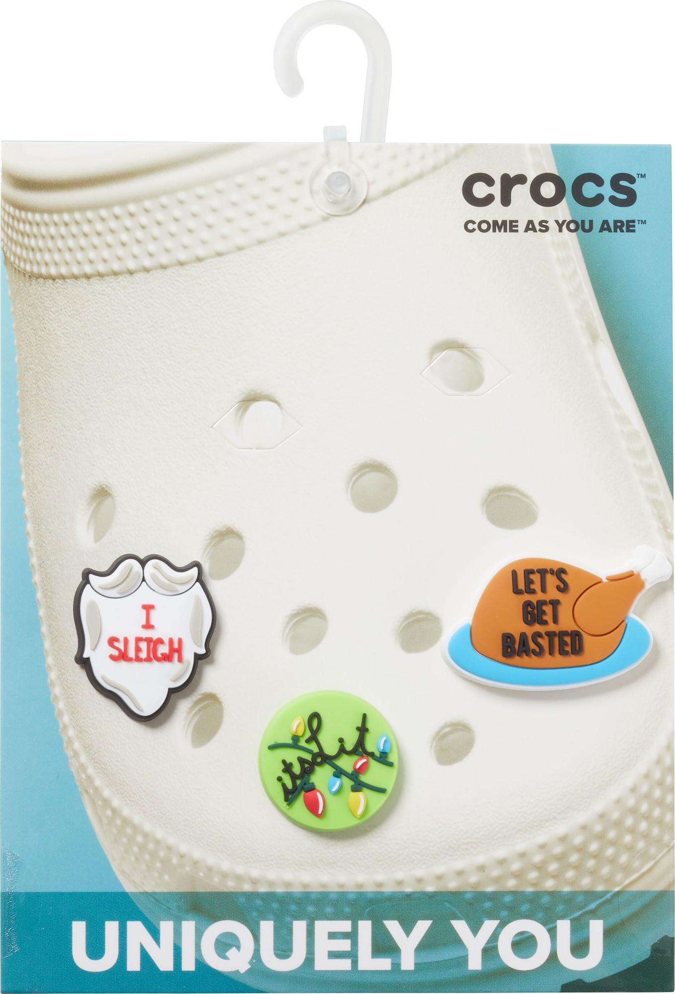 Crocs™ Crocs CHEEKY HOLIDAY 3 PACK G0699400-MU