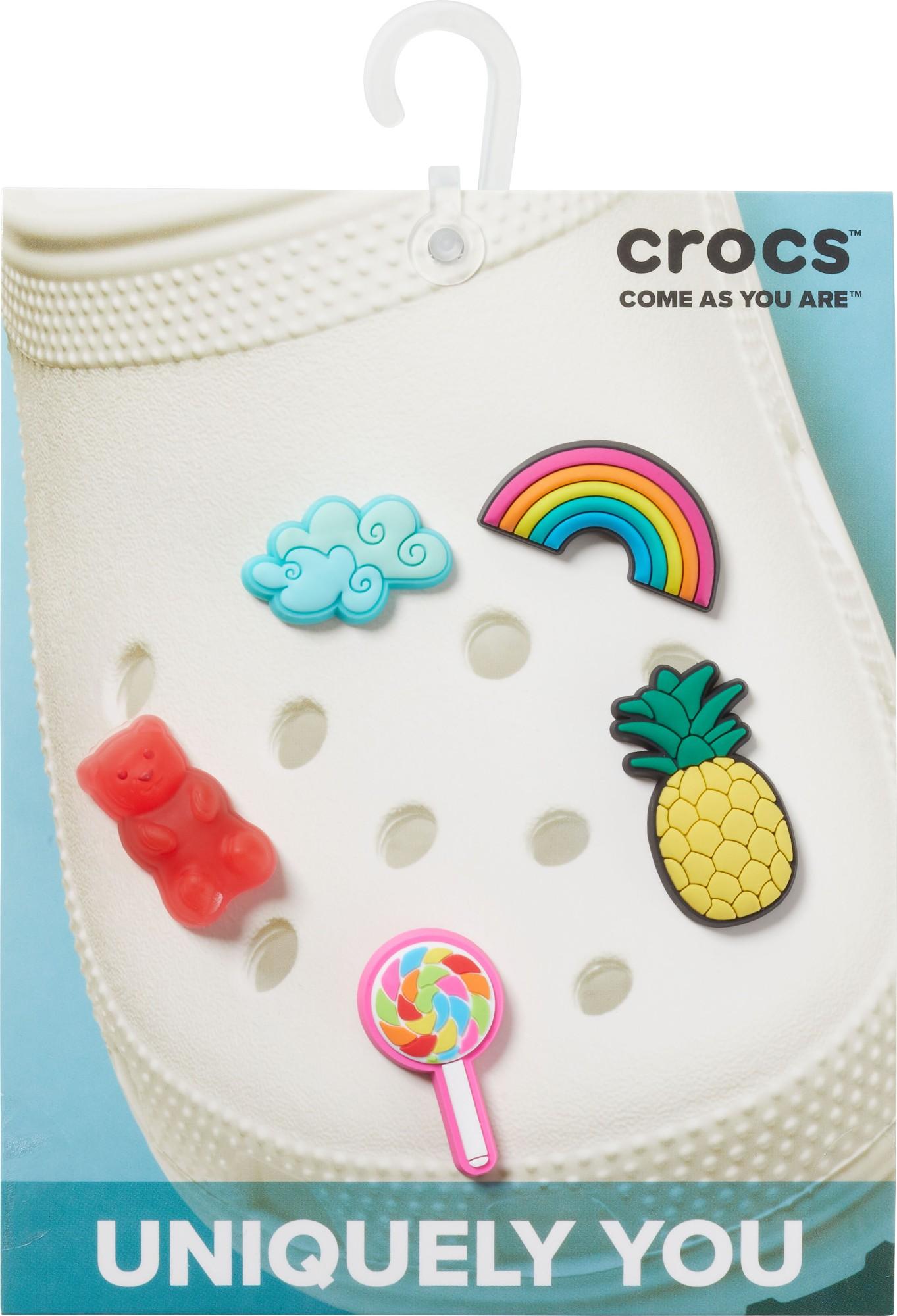 Crocs™ Crocs HAPPY CANDY 5 PACK G0700900-MU