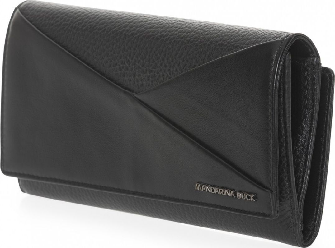 MANDARINA DUCK Athena Portafoglio P10UPP63 Black One Size