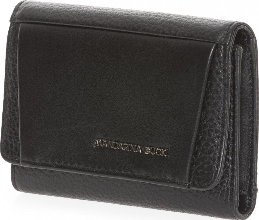 MANDARINA DUCK Athena Portafoglio P10UPP70 Black One Size
