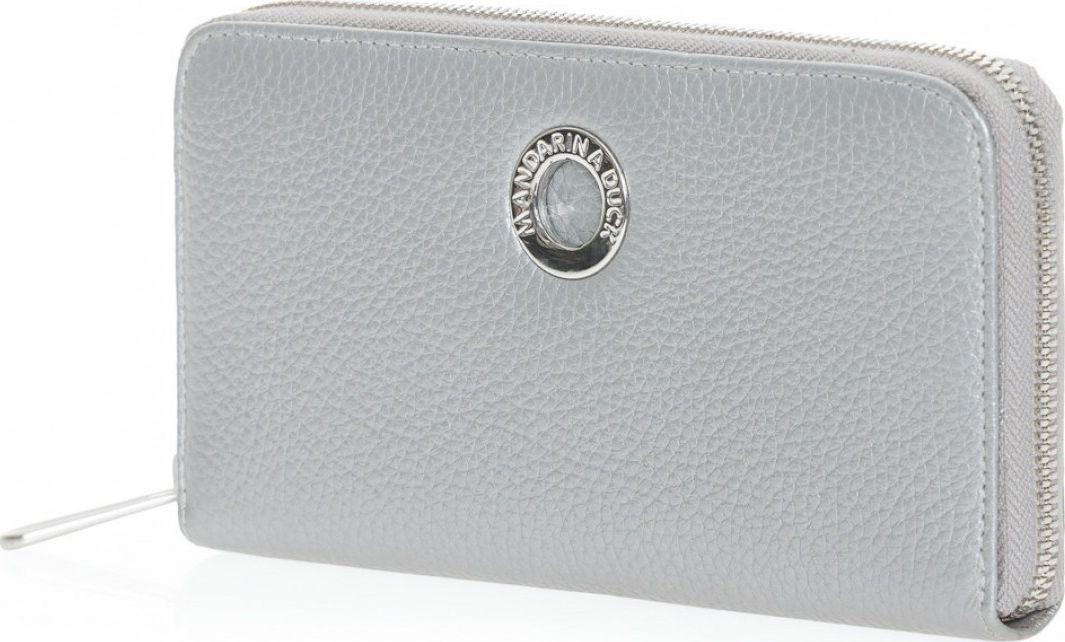 MANDARINA DUCK Mellow Lux Portafoglio P10ZLP61 Silver One Size