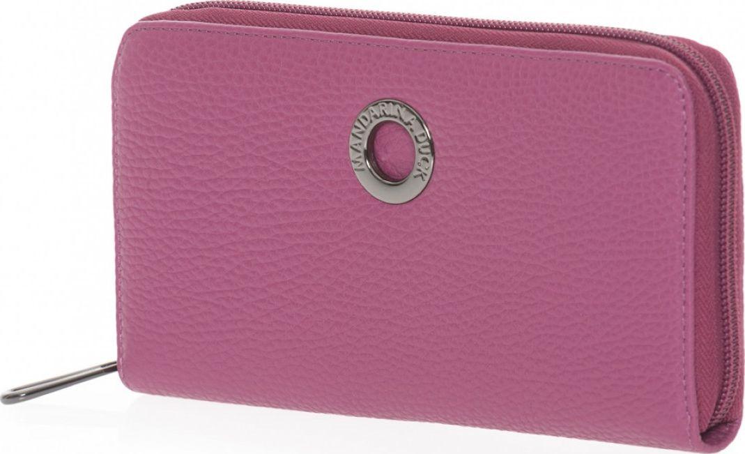 MANDARINA DUCK Mellow Leather Portafoglio P10FZP61 Violet Quartz One Size