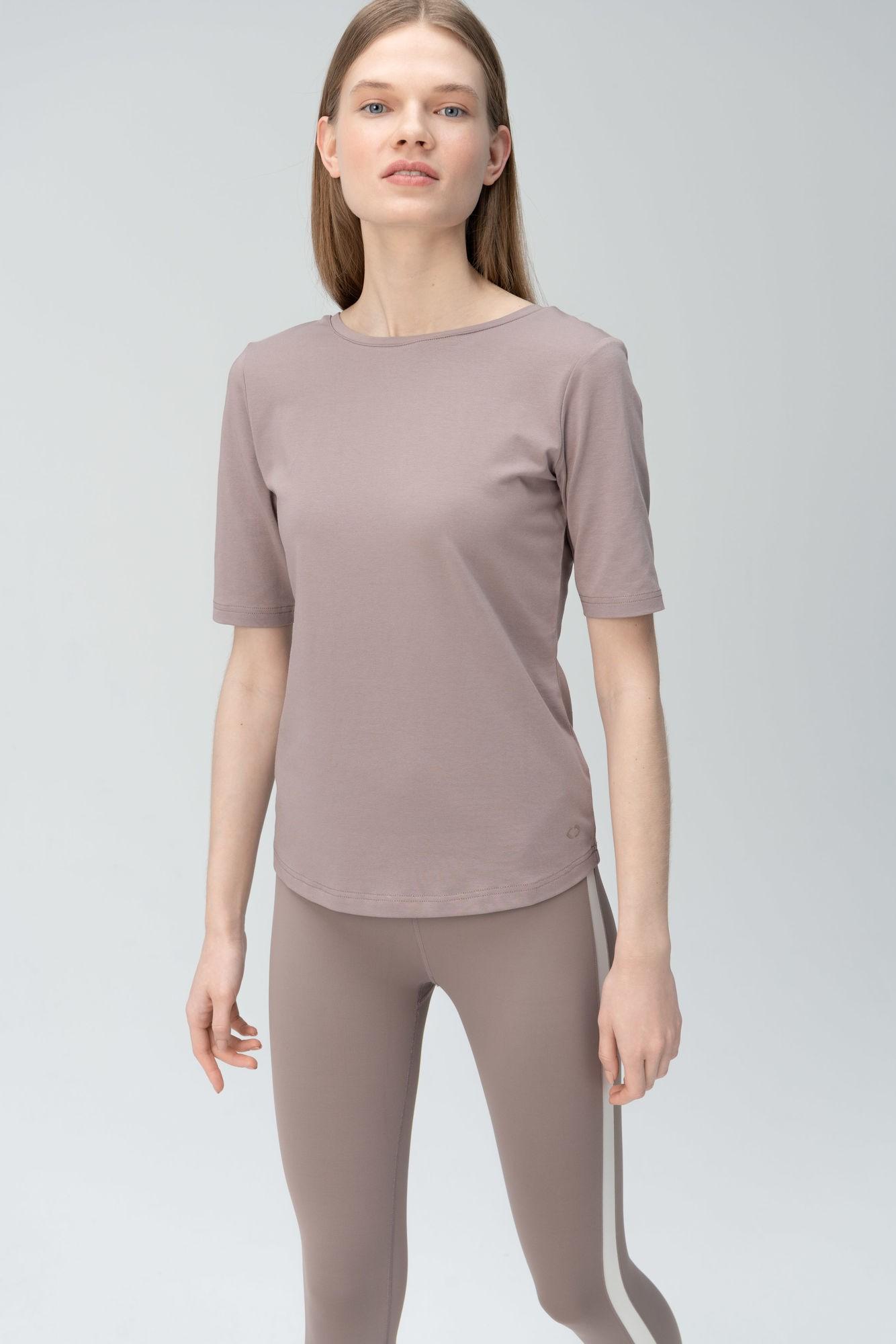 AUDIMAS Prigludę švelnaus modalo marškin. 2011-075 Cinder XL