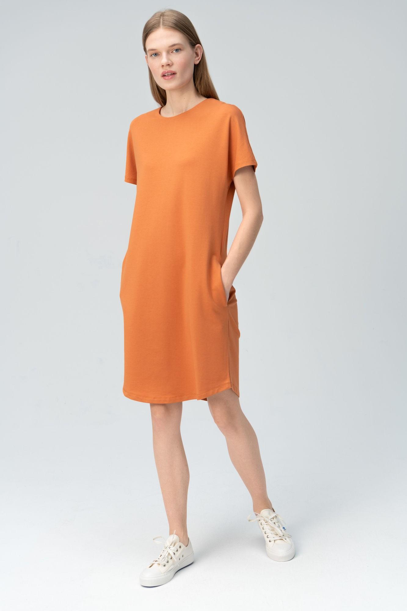 AUDIMAS Švelnaus modalo suknelė 2011-104 Hazel S