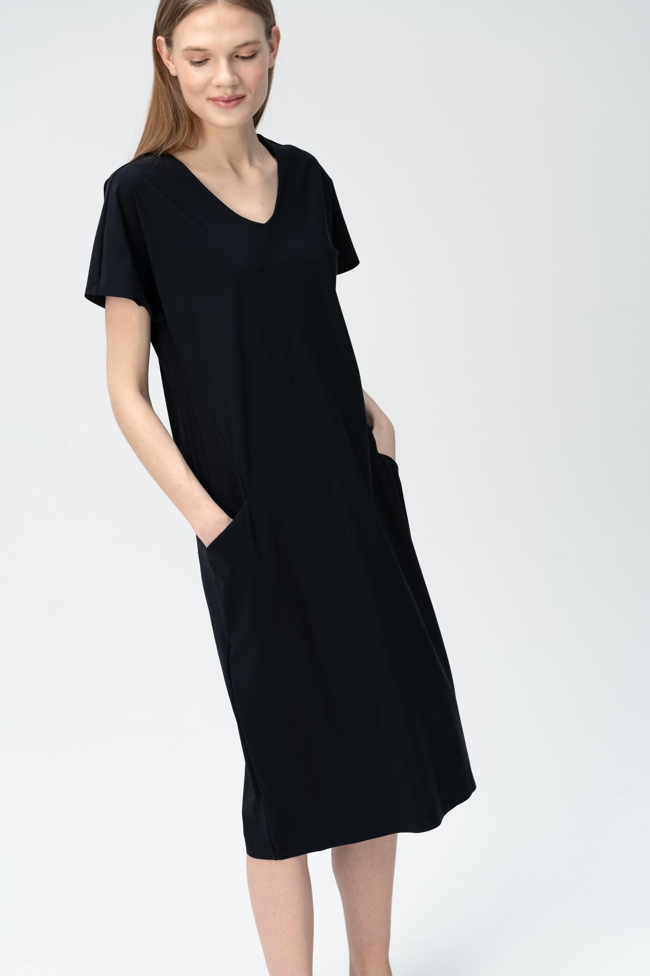 AUDIMAS Lengva suknelė SENSITIVE 2011-183 Black L