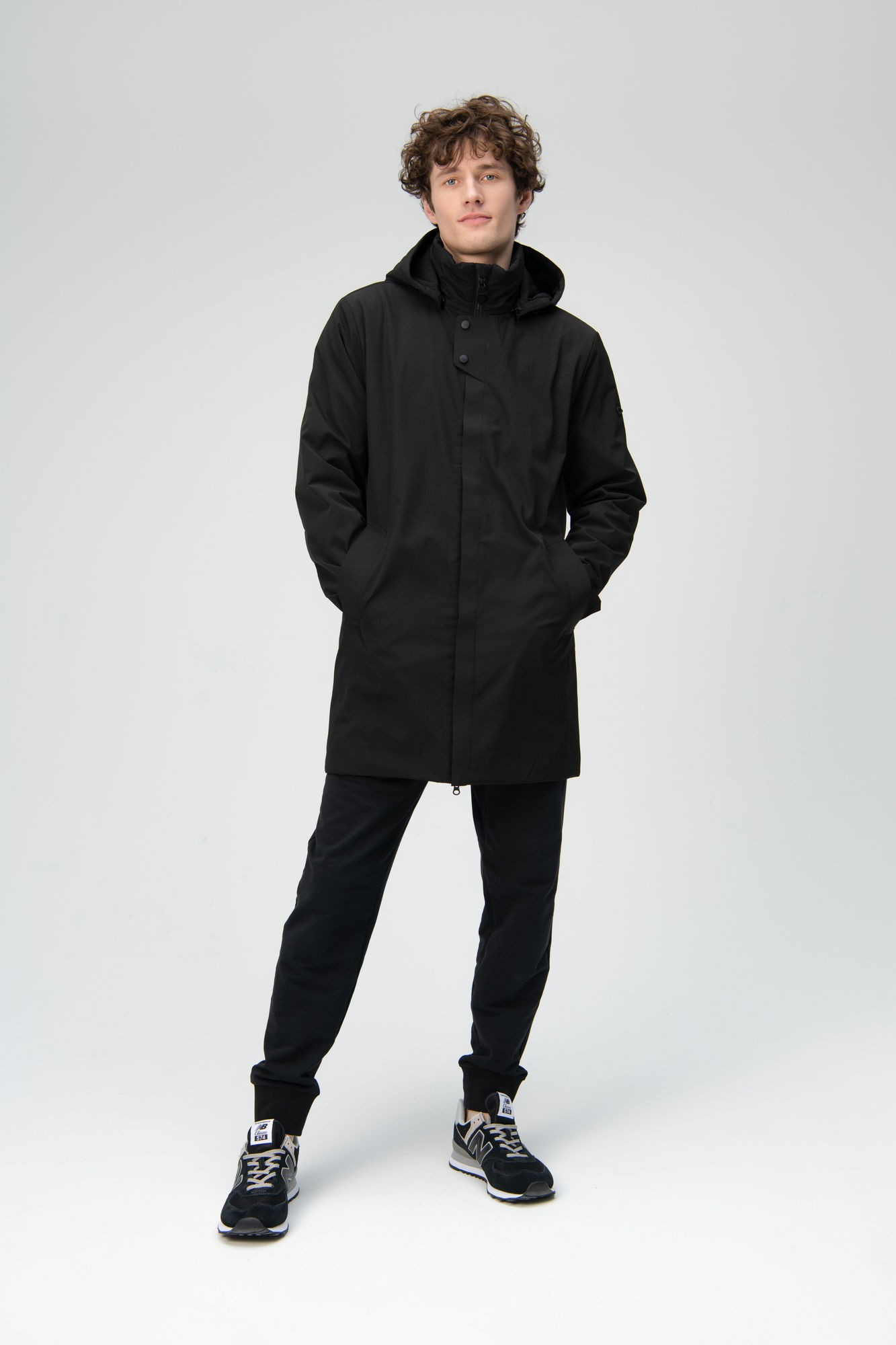 AUDIMAS Parka su pašiltinimu THERMORE 2011-407 Black M