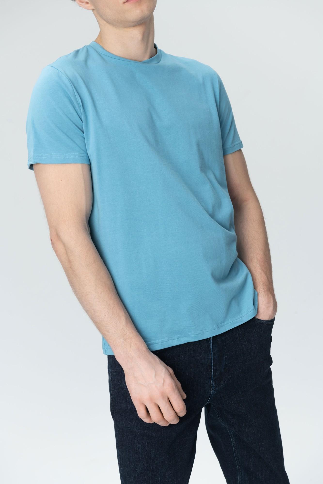 AUDIMAS Tamprūs medvilniniai marškinėliai 2011-472 Niagara XL