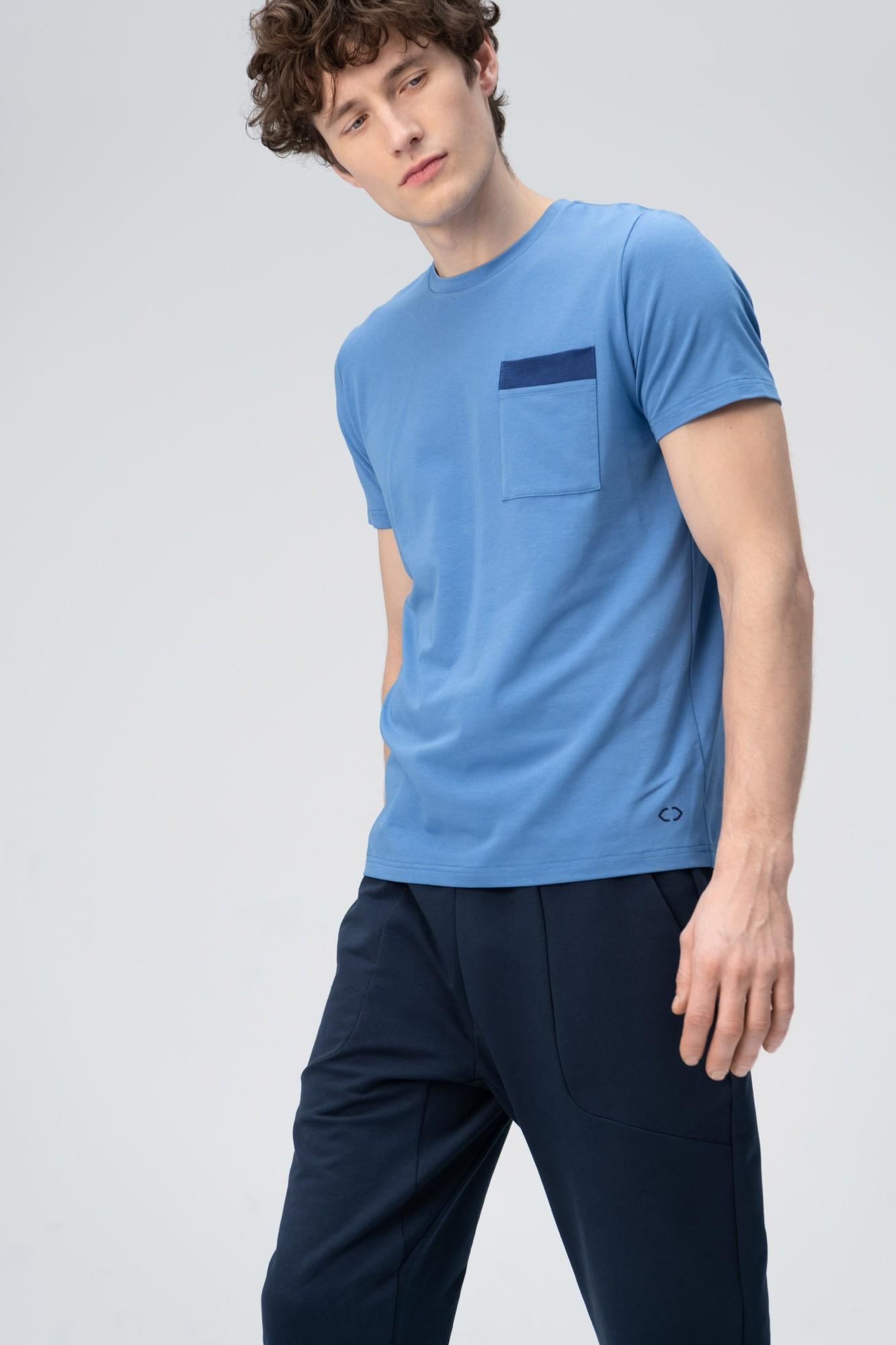 AUDIMAS Švelnūs modalo marškinėliai 2011-512 Riverside S