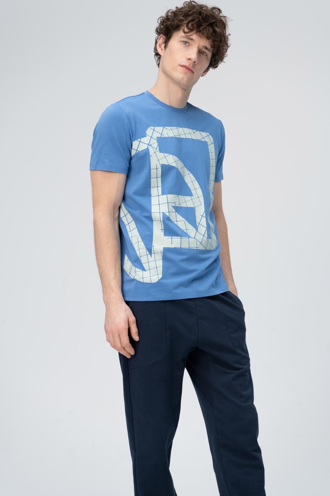 AUDIMAS Marginti švelnūs modalo marškin. 2011-526 Riverside S