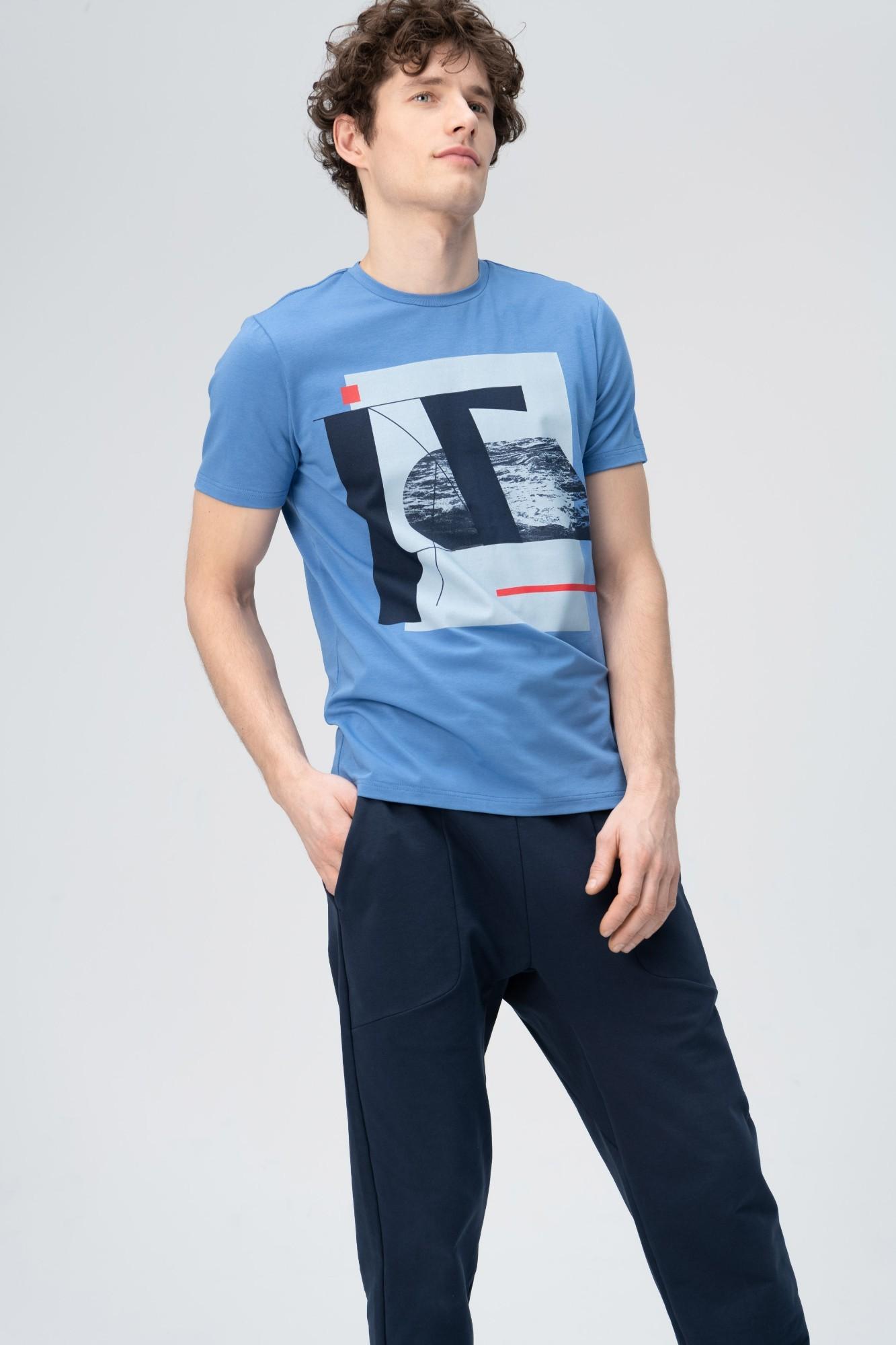 AUDIMAS Marginti švelnūs modalo marškin. 2011-526 Riverside 1 Pr XXL