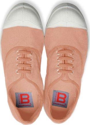 BENSIMON Tennis Lacets Femme F15004C15F Petale 36