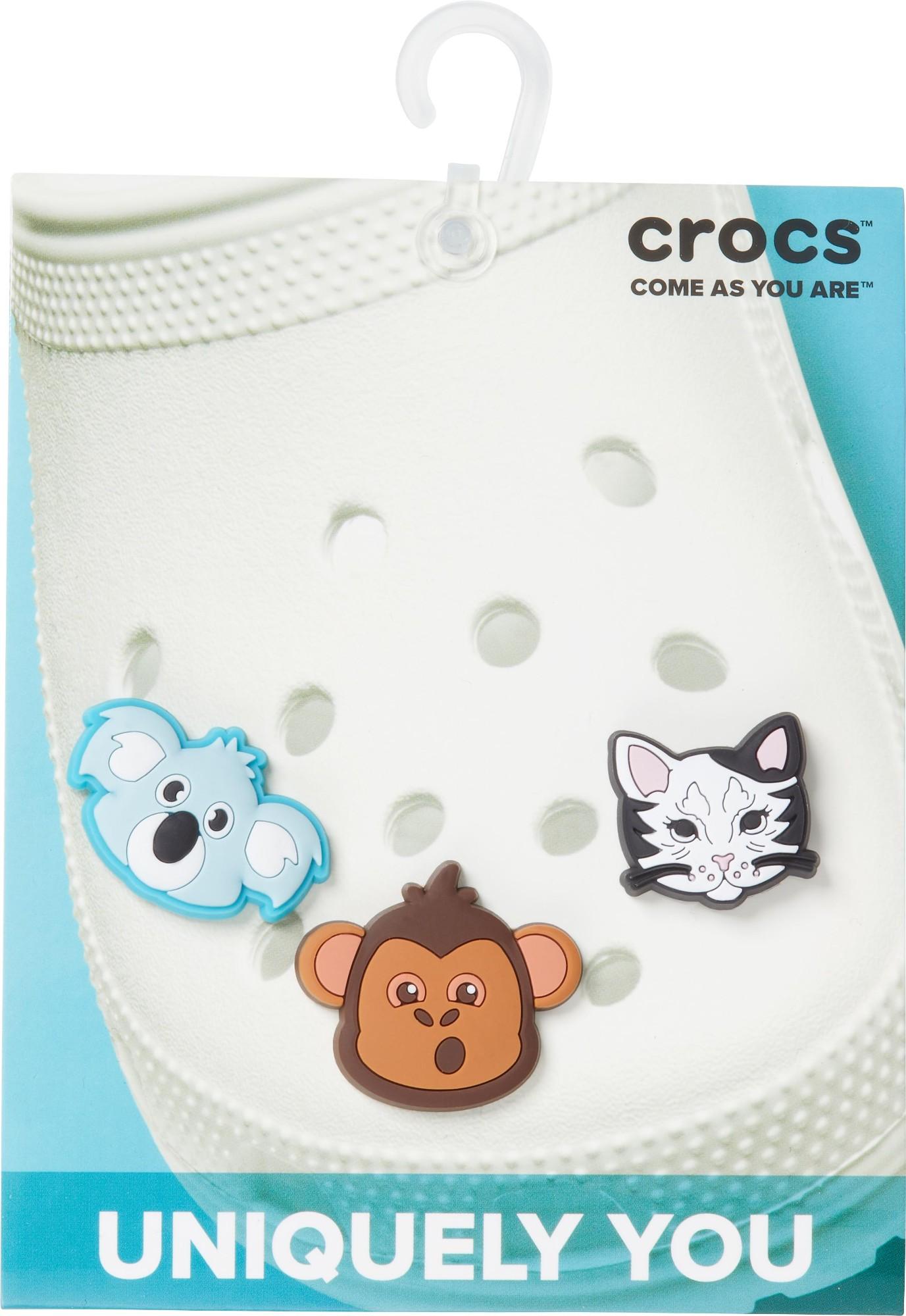 Crocs™ Crocs TRENDY ANIMAL 3 PACK G0702700-MU
