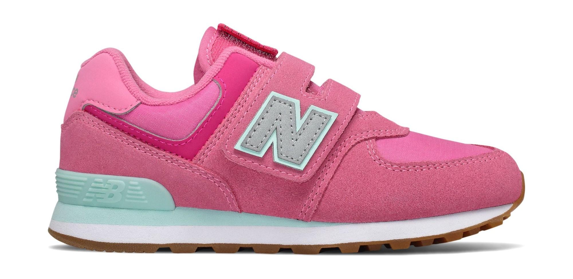 New Balance YV574 Pink 35