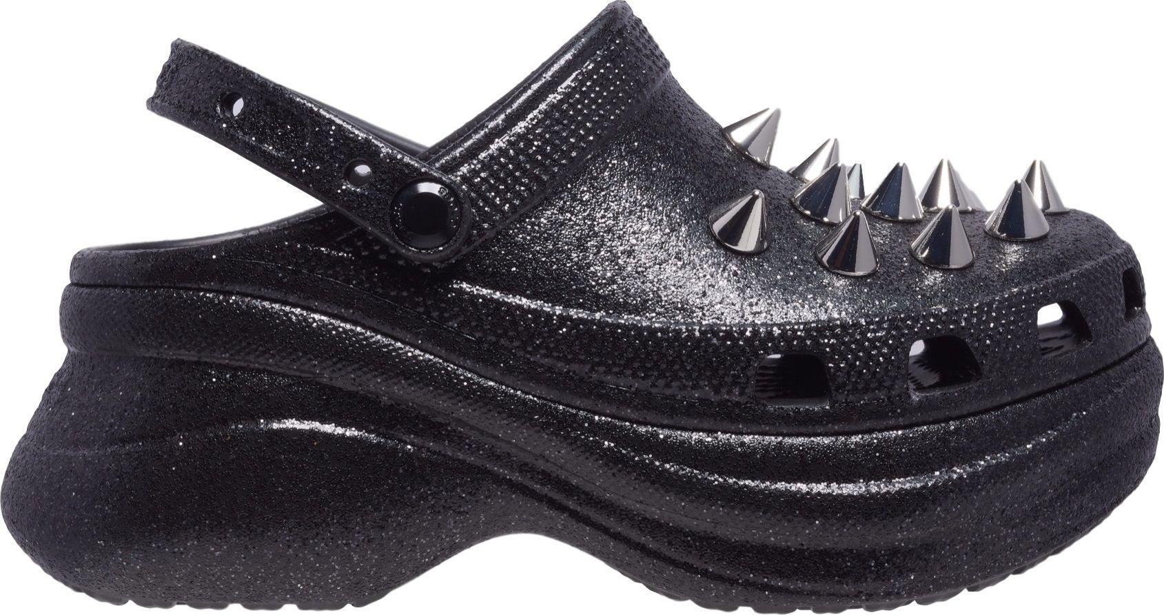 Crocs™ Classic Bae Glitter Stud Clog Black 38,5