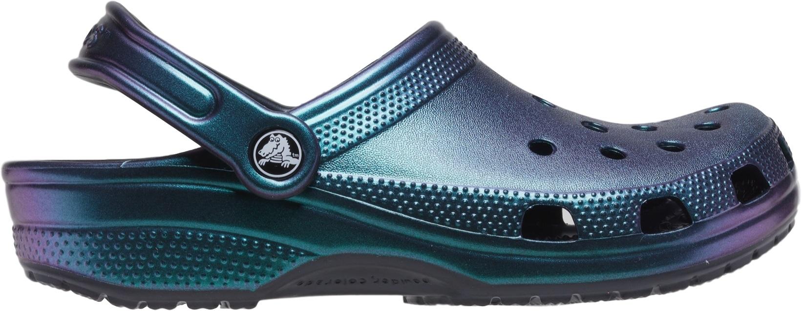 Crocs™ Classic Prismatic Clog Black 42,5