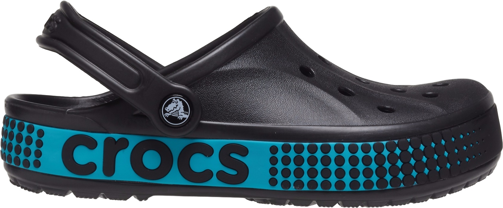 Crocs™ Bayaband Logo Motion Clog Black 43,5