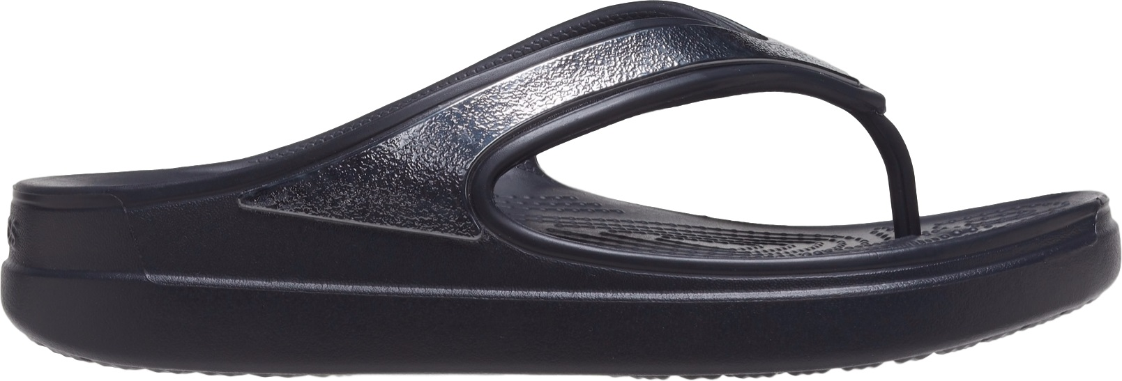Crocs™ Sloane Shine Wedge Flip Black 42,5