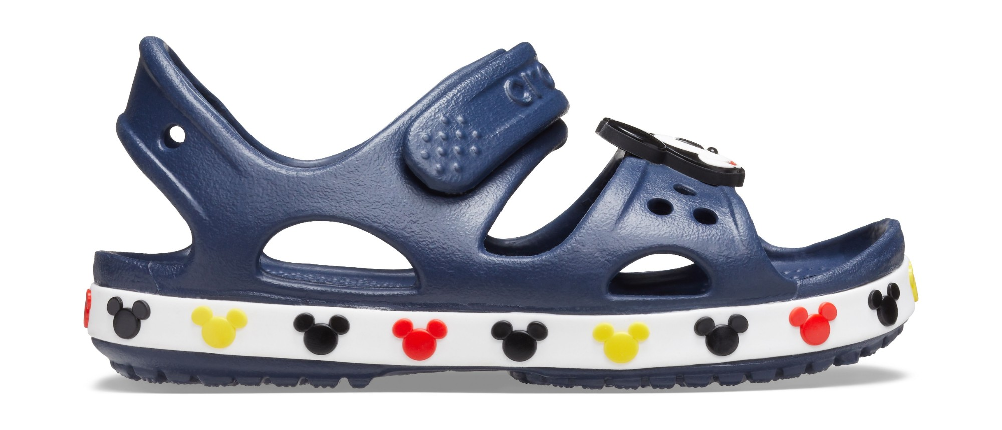 Crocs™ Kids Fun Lab Crocband II Mickey Mouse Sandal Navy 29