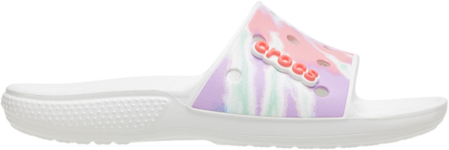 Crocs™ Classic Tie-Dye Graphic Slide Fresco/Multi 38,5