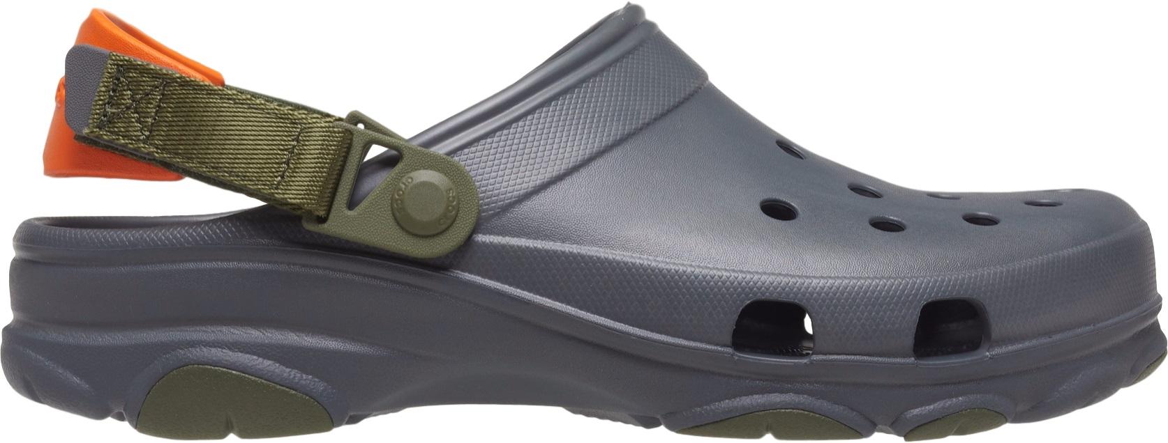 Crocs™ Classic All Terrain Clog Slate Grey/Multi 47,5