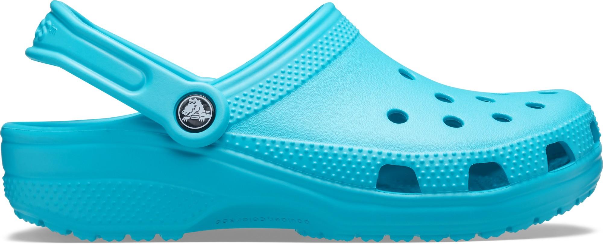 Crocs™ Classic Digital Aqua 36,5