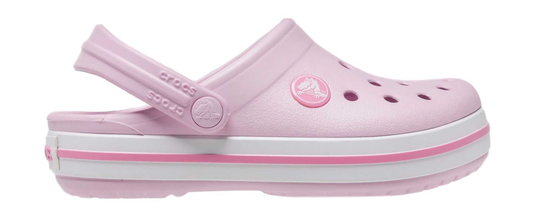 Crocs™ Kids' Crocband Clog Ballerina Pink 36,5