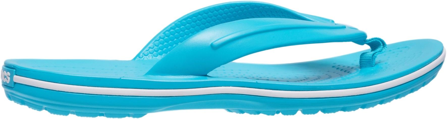 Crocs™ Crocband Flip GS Digital Aqua 38,5