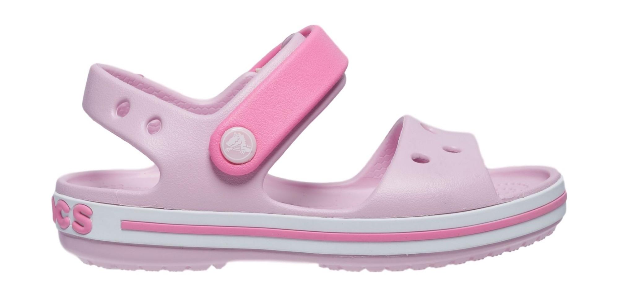 Crocs™ Crocband Sandal Kids Ballerina Pink 26