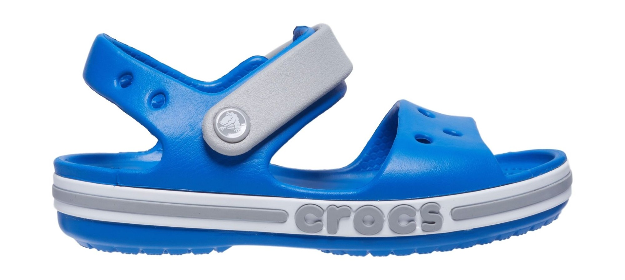 Crocs™ Bayaband Sandal Kid's Bright Cobalt 32