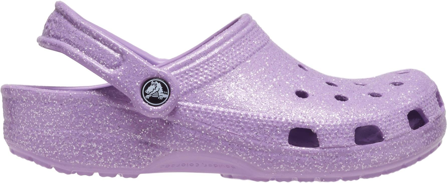 Crocs™ Classic Glitter Clog Orchid 37,5