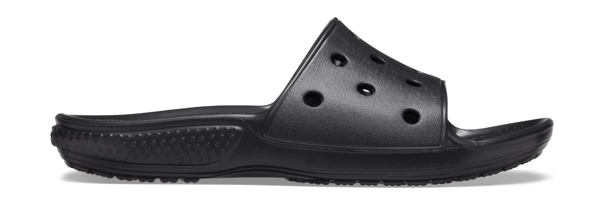 Crocs™ Classic Slide Kids Black 29