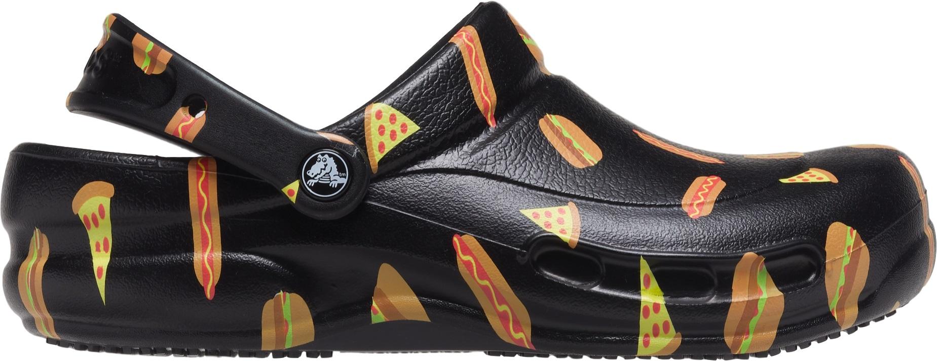 Crocs™ Bistro Graphic Clog Multi Black/Black 36,5
