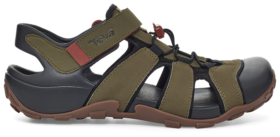 Teva Flintwood Men's Dark Olive 47