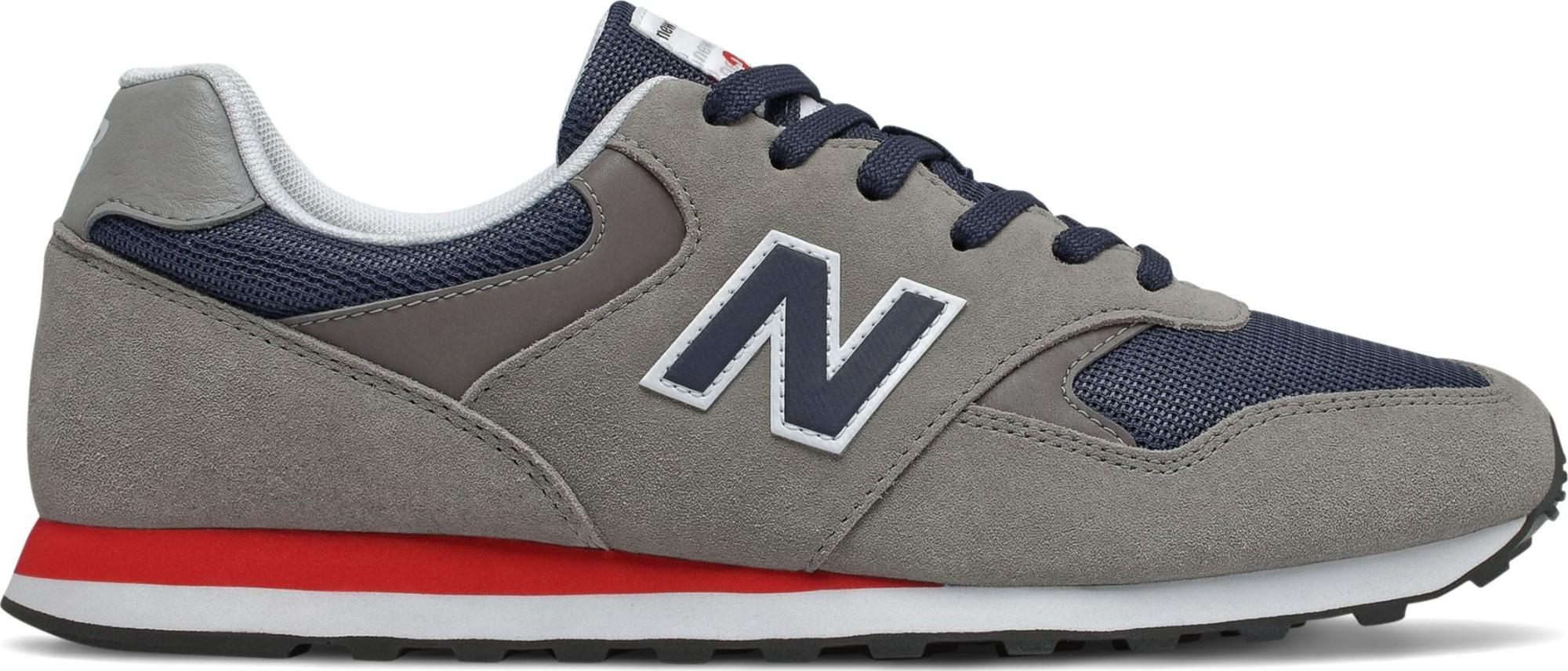New Balance ML393 Grey SH1 42