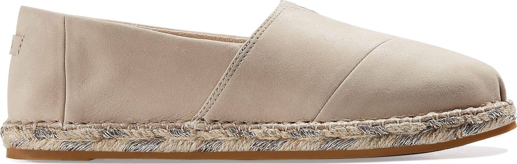 TOMS Leather Women's Esparto Macadamia 40