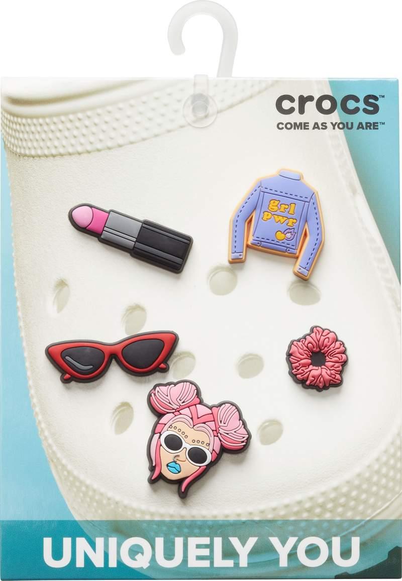 Crocs™ Crocs FASHIONISTA 5 PACK G0742400-MU