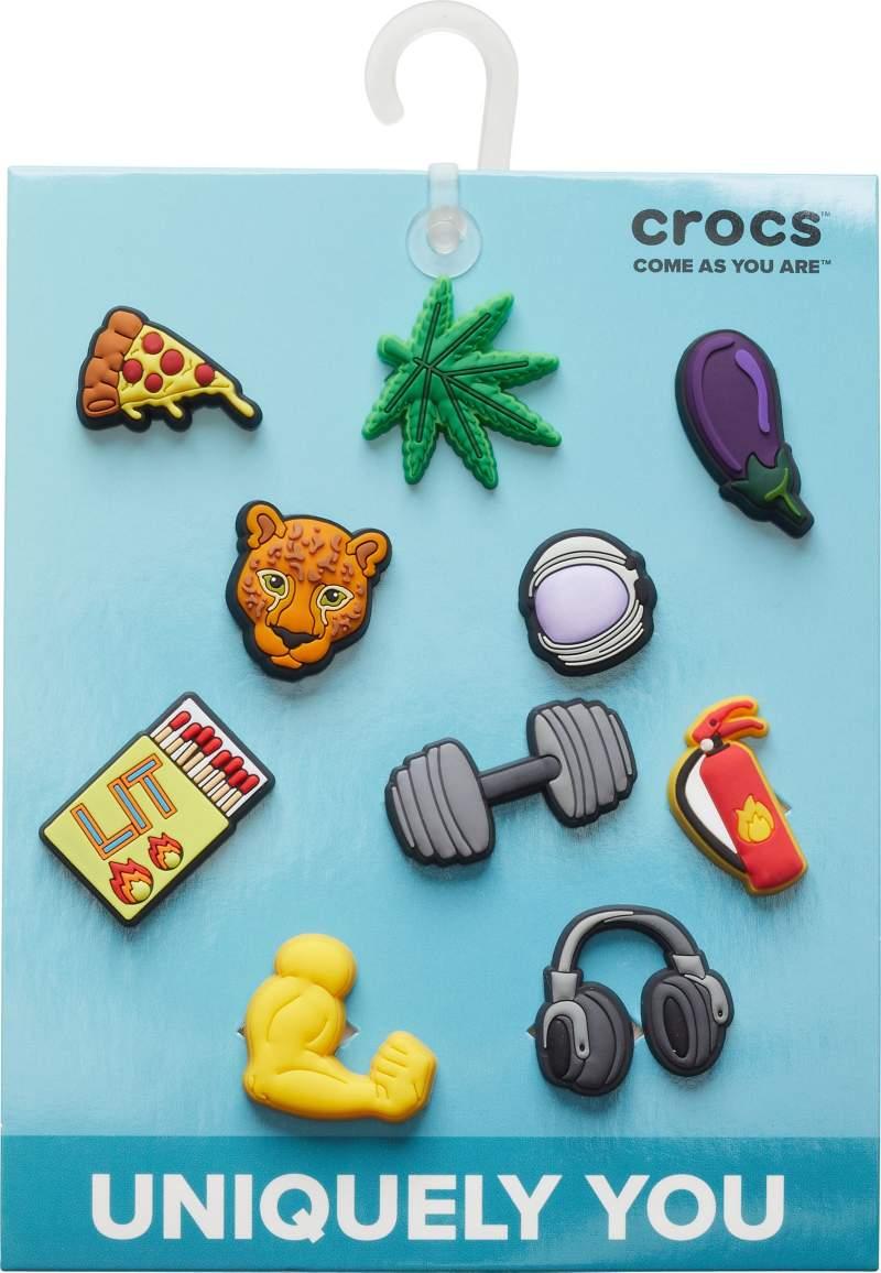 Crocs™ Crocs GET SWOLE 10 PACK G0743000-MU