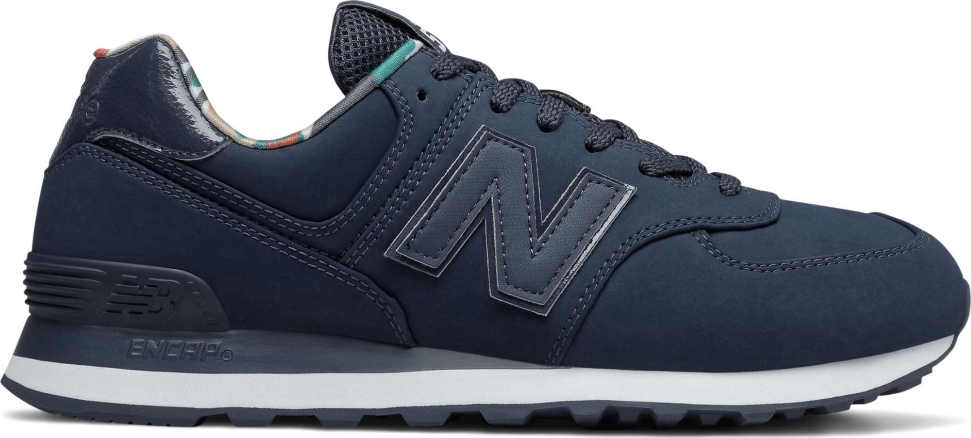 New Balance ML574 Leather Blue 43