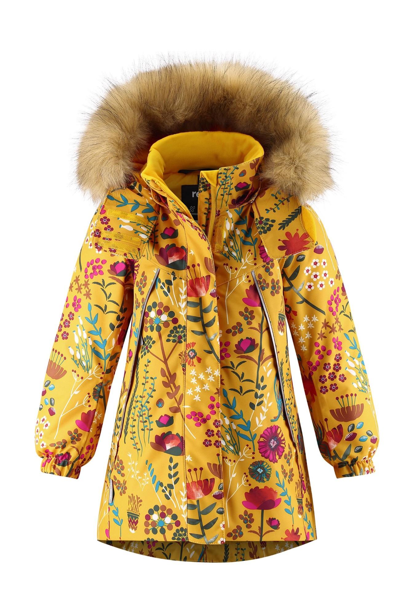 REIMA Muhvi Warm Yellow 134