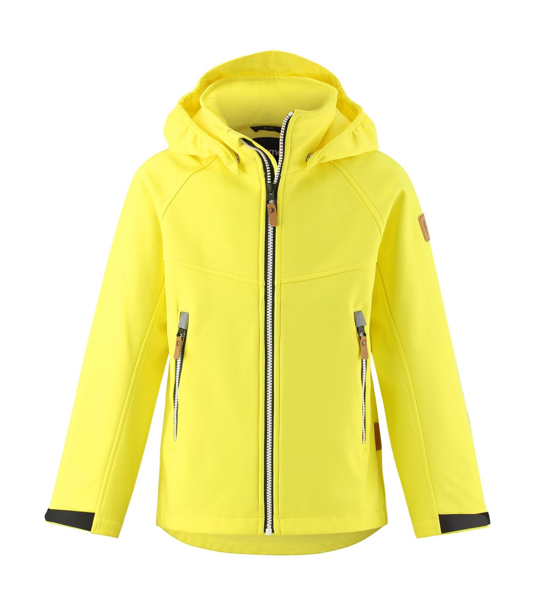 REIMA Vild Lemon Yellow 164