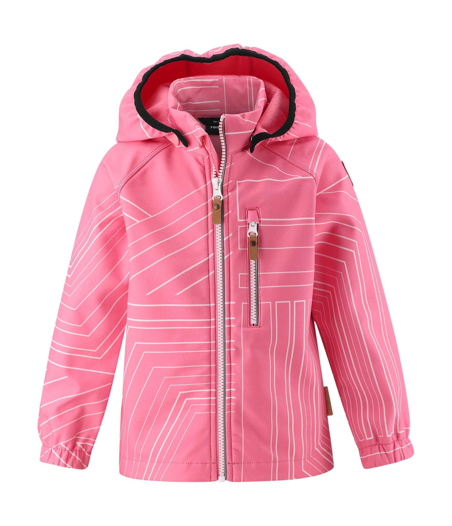 REIMA Vantti Bubblegum Pink 134