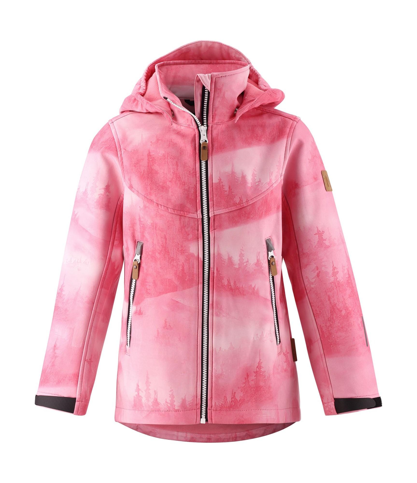 REIMA Vandra Bubblegum Pink 140