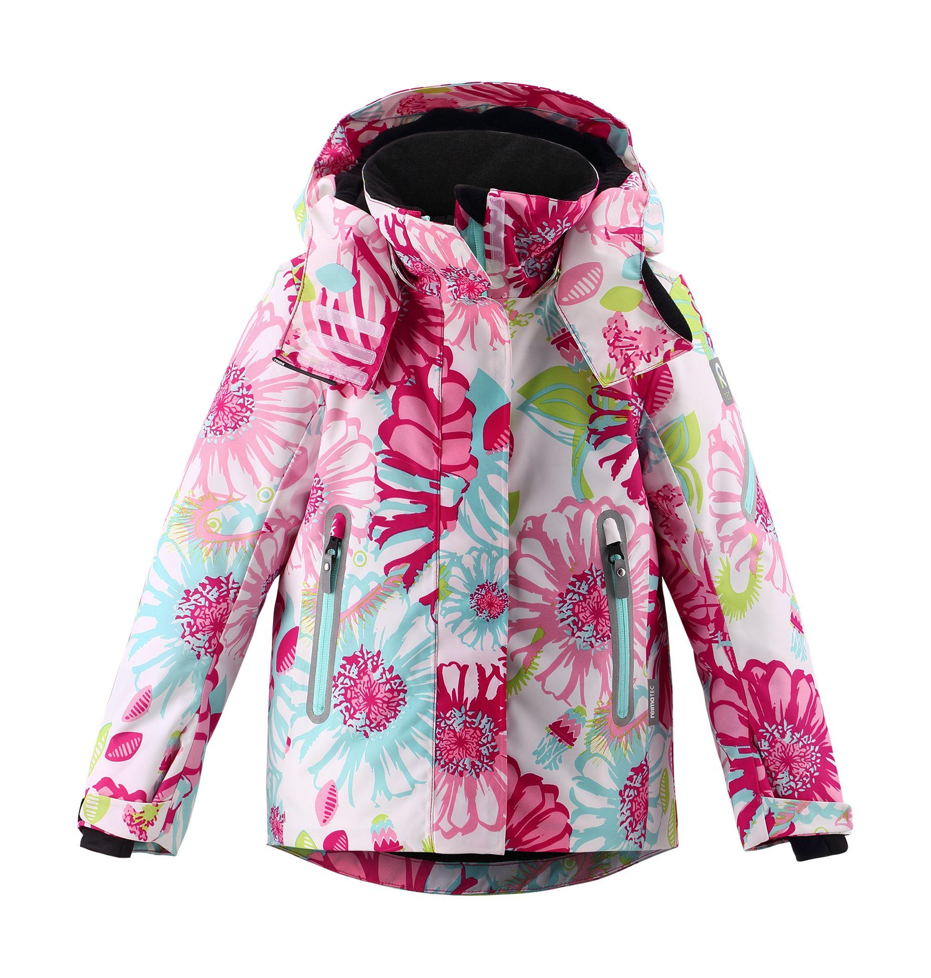 REIMA Roxana 521614B Raspberry Pink 116